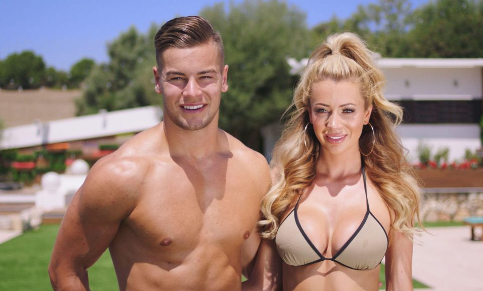 f0dc26f0f2a8621bdf69282e5d50c24c Love Island's Olivia Attwood is 'faking' her feelings with Chris Hughes, says her ex who can see the toxic similarities