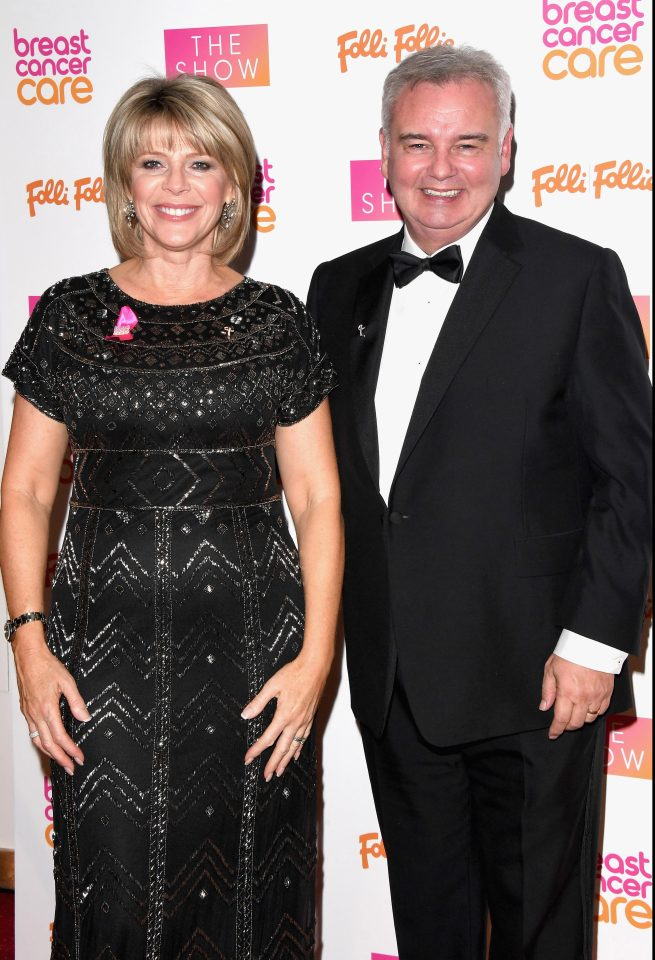 f2df9ea951e27a1f0043e2104b4edec4 Ruth Langsford finally 'signs up' for Strictly Come Dancing after years of turning it down