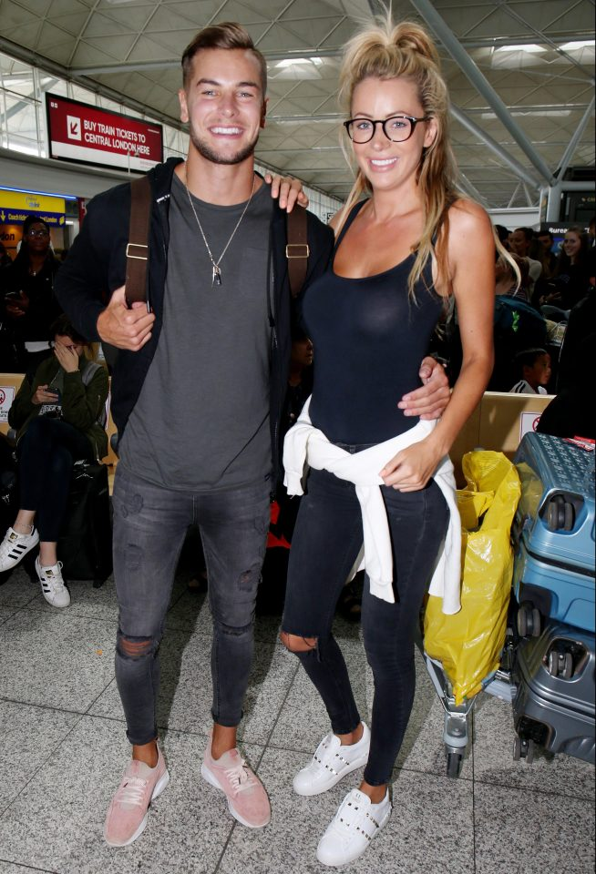 f3726ccfa41e063c986c3d8dc5b4523c Love Island's Olivia Attwood hits out at sexist women who attacked her for having 'blonde hair and fake t**s' and reveals Caroline Flack has helped her deal with trolls