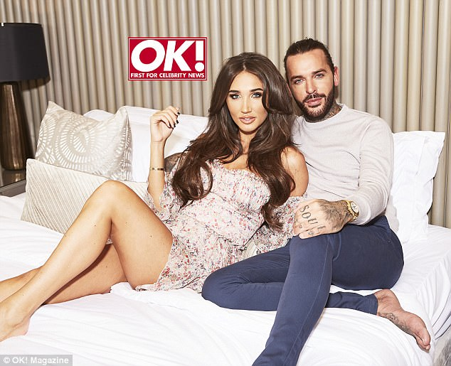 0f89dce87364d6443b3a2643f1f3b214 'I just have really good chicken fillets!' Megan McKenna lashes out at boob job rumours... as she brands TOWIE co-star Chloe Sims 'nasty' over Pete Wicks reunion comments