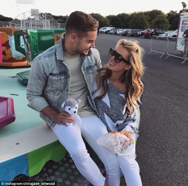 74f160515d1c48600fc623a8076fa5b1 'We are both ready' Love Island's Chris Hughes reveals he plans to MARRY Olivia Attwood... as the pair admit they've spoken about having children