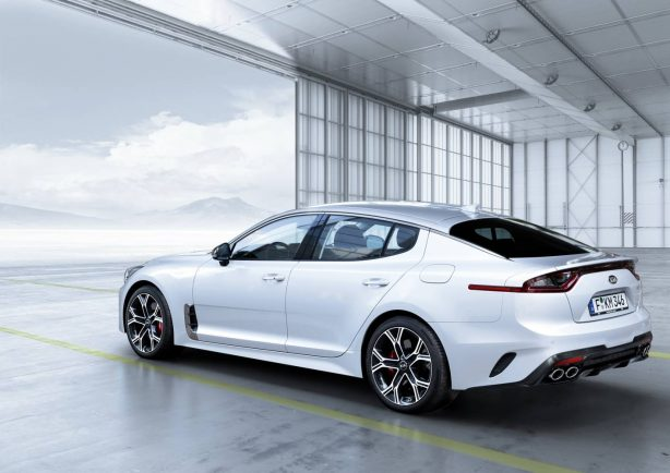 7cbbba6969697a5101e931a53fe88faf Kia Stinger GT brings 272kW/510Nm from just $48,990 - ForceGT.com