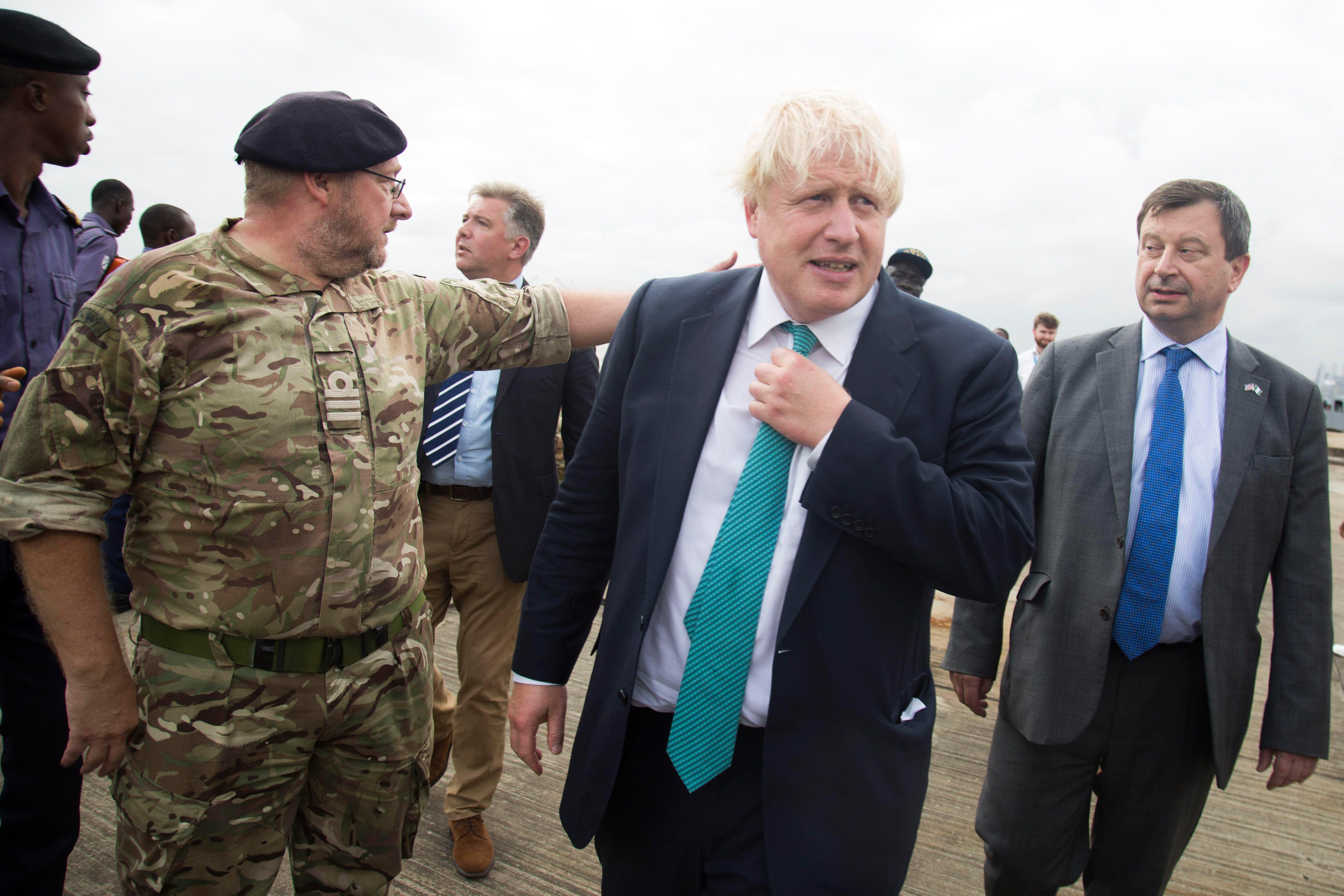 6ed83323daabc597332d769727f8b27c Boris Johnson slammed for praising a corrupt election in Kenya which has been dissolved