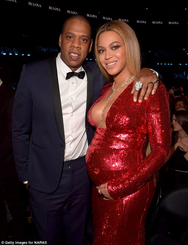 143312599fb4b072a716b6da51618a6b 'It was rough for them to stay married': Beyonce struggled to trust Jay Z after infidelity... and if it weren't for Blue Ivy 'they might not be together'
