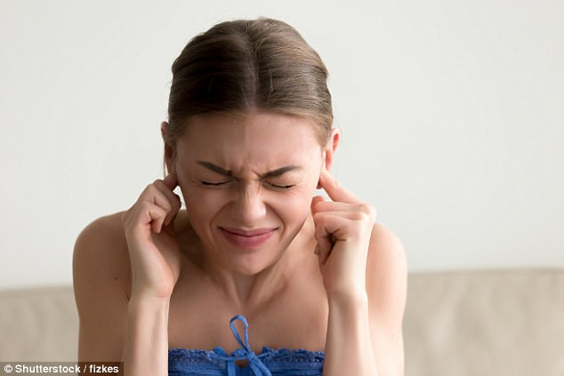 3665c6aa1bcfa267e8f32f0d0c468ba7 How I finally made my peace with tinnitus: One writer explains how she has lived with the bells, hums and buzzing of condition for 35 years