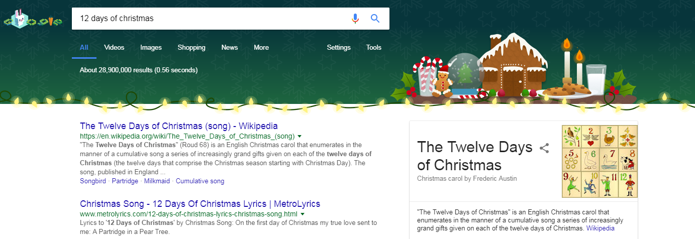 Lyric google lyrics search engine : What are the Google Hanukkah and Christmas 2017 themes and what ...
