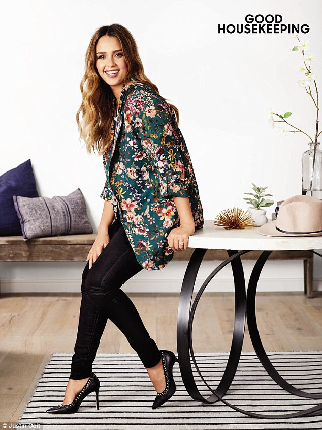 4d25dd5cdbc8209e4be5a851fd1372dc 'I'm competitive': Jessica Alba was once 'really sick as a kid' but evolved into a sharp businesswoman thanks to 'facing rejection in Hollywood'