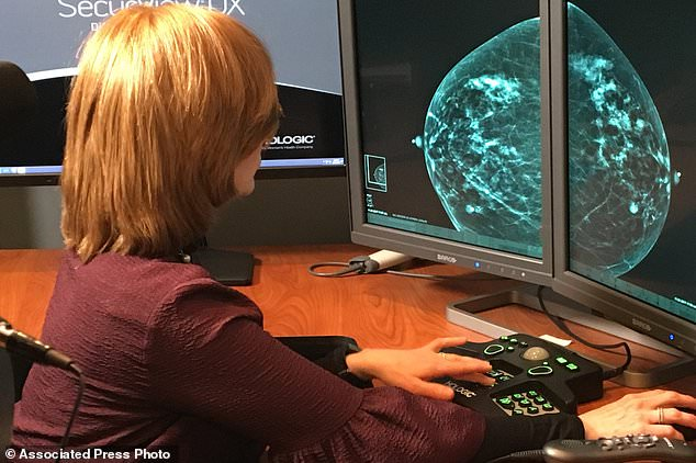 7f6f88e4bb645baf41d6b93767a42728 New 3D mammograms set to replace current version - but experts warn they could be WORSE as they may over-diagnose breast cancers