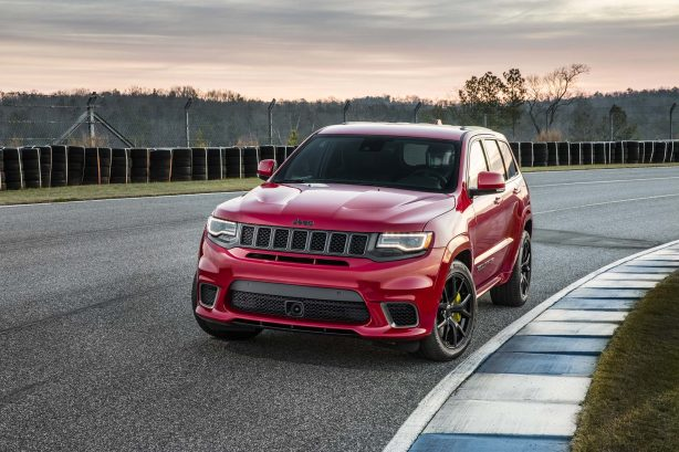 98c9343441ef06239a68149a9d2f483a 522kW Jeep Grand Cherokee Trackhawk goes on sale priced from $134,900 - ForceGT.com