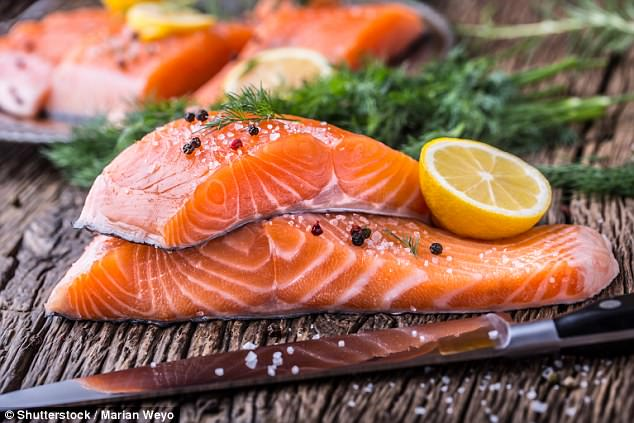 cbb49bcd6c7fc17e5c33de90e4bc3cbc Eating plenty of salmon, sardines and mackerel protects against sight loss, study finds