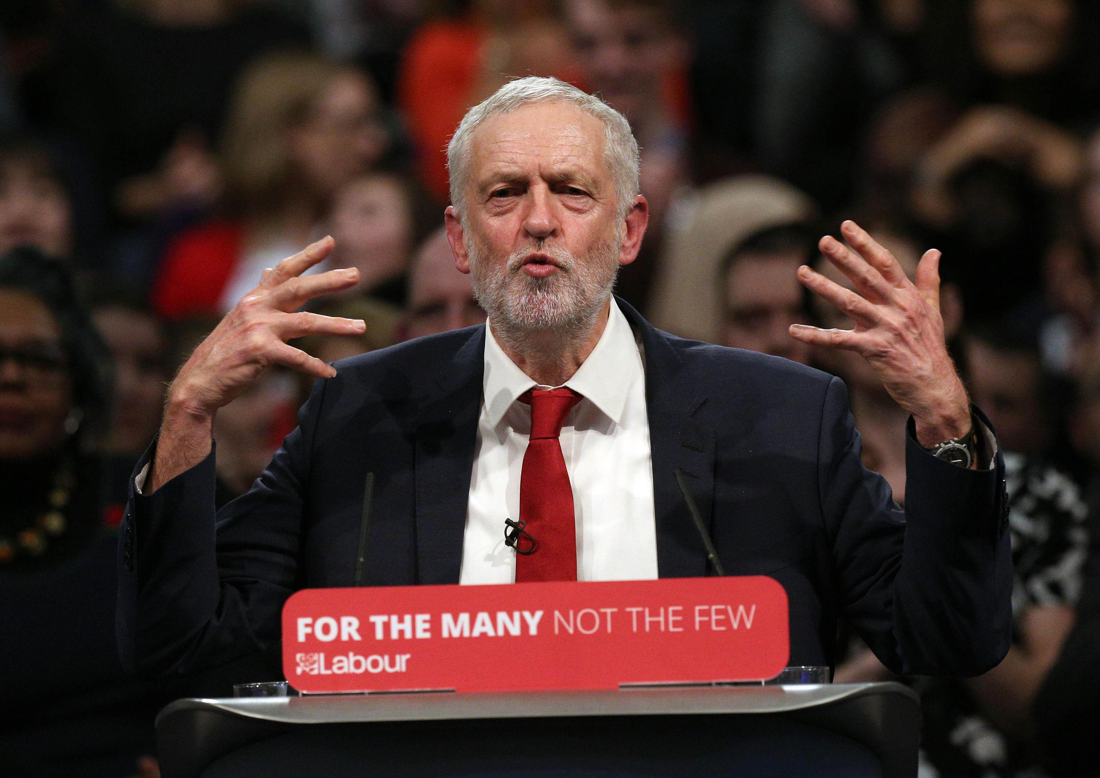 e700d9baf27e919a17695aee4d27f0b4 Jeremy Corbyn will deliver a speech at the UN accusing the UK of being 'complicit' in human rights abuse