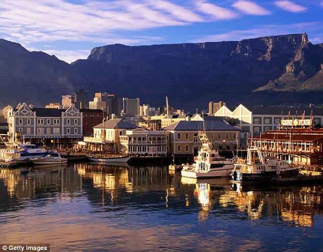 001b438e4150334a1d761ff5a8e30cc5 South Africa puts on a show: A thrilling new makeover of the waterfront has given Cape Town a fresh face
