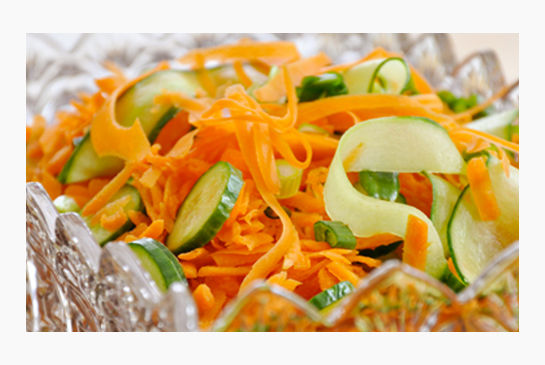 43b9ed58358514abf4082987ac97255c Bring colour to your dinner table with carrot salad
