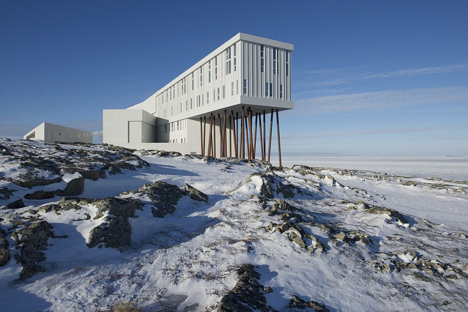 f6d80bdef2b6566af3ee8930bb02df8a Kay Burley journeys to Fogo Island, a land mass at the end of the earth that's home to the hippest hotel ever (and a wilderness you'll never want to leave)