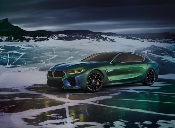 f84796d71094cf80e5b231a8209094f4 BMW previews M8 Gran Coupe - arriving 2019 - ForceGT.com