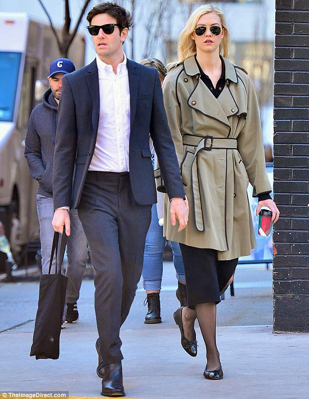 766f0b3869f79b7d4152dfd895225c84 Karlie Kloss makes rare sighting with Joshua Kushner... after revealing why she's so 'private'