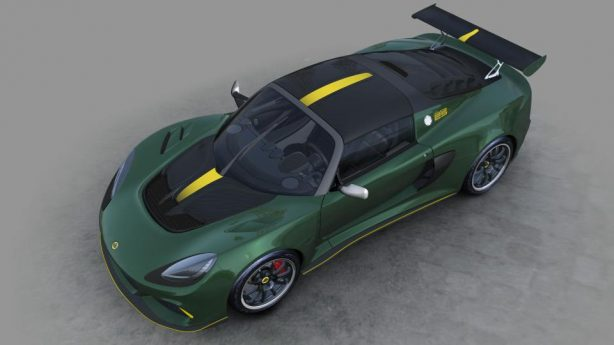 97bbe52c6e47e6970cdd447986b0f5c1 Limited Lotus Exige Cup 430 Type 25 unveiled - ForceGT.com