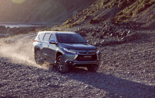 98c7d7043d25183ac3bde86980800416 Mitsubishi Pajero Sport gets safety boost and new variant - ForceGT.com